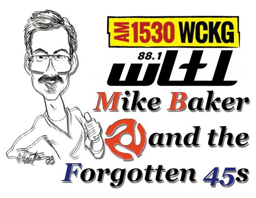 Mike Baker And The Forgotten 45s